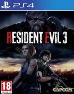 Resident Evil 3 Nemesis PS4
