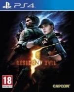 Resident Evil 5 PS4 *käytetty*