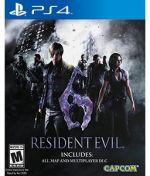 Resident Evil 6 PS4 *käytetty*