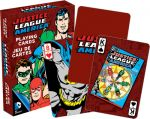 DC Comics- Retro Justice League America pelikortit