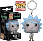 Pocket POP!: Rick and Morty - Rick Avaimenperä