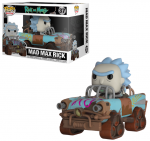 POP! Rides: Rick and Morty - Mad Max Rick #37