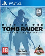 Rise of the Tomb Raider: 20 Year Celebration PS4 *käytetty*