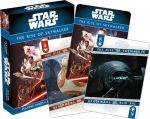 Star Wars Episode IX: The Rise of Skywalker Pelikortit