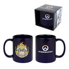 Overwatch Roadhog muki