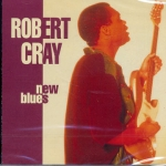 Cray Robert: New Blues CD