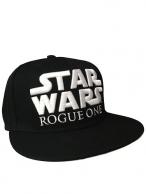 Star Wars - Rogue One Logo lippis musta
