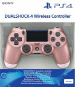 PlayStation Dualshock 4 Ohjain rose gold PS4