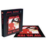 Metallica Kill Em All Palapeli, 500 palaa