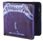 Metallica Ride the Lightning Lompakko