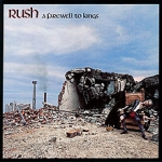 Rush: A Farewell To Kings CD