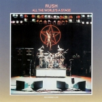 Rush: All The Worlds A Stage CD