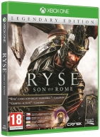Ryse Son of Rome Legendary Edition Xbox One *käytetty*
