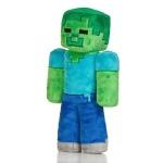 Minecraft Zombie pehmolelu 30cm