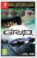 Grip: Combat Racing Rollers Vs Airblades - Ultimate Edition Nintendo Switch