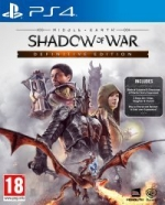Middle-Earth Shadow of War Definitive Edition PS4