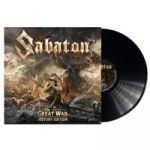 Sabaton : The Great War LP HISTORY VERSION 180 GR GATEFOLD