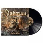 Sabaton : The Great War LP 180 GR GATEFOLD