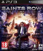 Saints Row IV PS3 *käytetty*