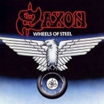 Saxon: Wheels Of Steel CD