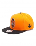 Star Wars The Force Awakens Resistance Snapback lippis