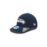 New Era - Seattle Seahawks 940 9forty navy, säädettävä