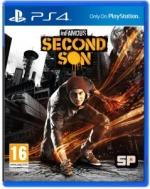 inFAMOUS: Second Son PS4 *käytetty*