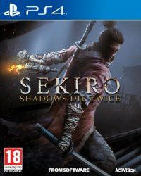 Sekiro - Shadows Die Twice PS4