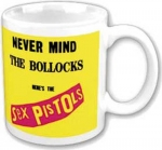 Sex Pistols Never Mind The Bollocks muki