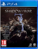 Middle-Earth : Shadow of War PS4 *käytetty*