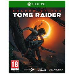 Shadow of the Tomb Raider Limited Day One Steelbook Edition Xbox One