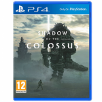Shadow Of The Colossus PS4 *käytetty*