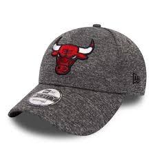 New Era - Chicago Bulls Shadow Tech 9forty, säädettävä