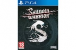 Shadow Warrior PS4 *käytetty*