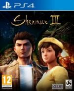 Shenmue 3 Day One Edition PS4