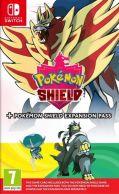 Pokémon Shield + Pokémon Shield Expansion Pass Nintendo Switch