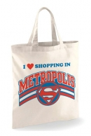 Superman Shopping in Metropolis kangaskassi