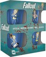 Fallout Shottilasit 4kpl