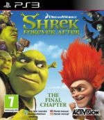 Shrek Forever After the Final Chapter PS3 *käytetty*