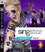 Singstar: Vol.2 PS3 *käytetty*