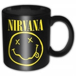 Nirvana Smiley muki