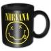 Nirvana Smiley muki