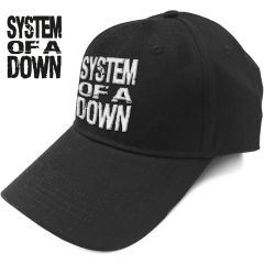 System of a Down Stacked Logo Lippis
