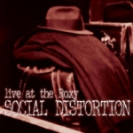 Social Distortion : Live at the Roxy LP