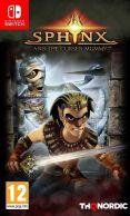 Sphinx and the Cursed Mummy Nintendo Switch *käytetty*