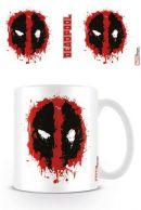 Deadpool Splat muki