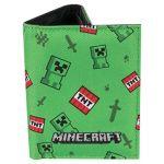 Minecraft Creeper Sprite Lompakko