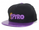 Spyro Scaled Peak Snapback Lippis