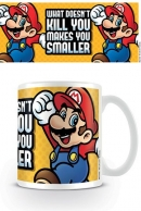 Super Mario Makes You Smaller muki