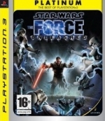 Star Wars: The Force Unleashed PS3 *käytetty*